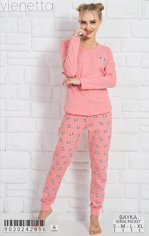 Пижама женская Брюки 9030242856