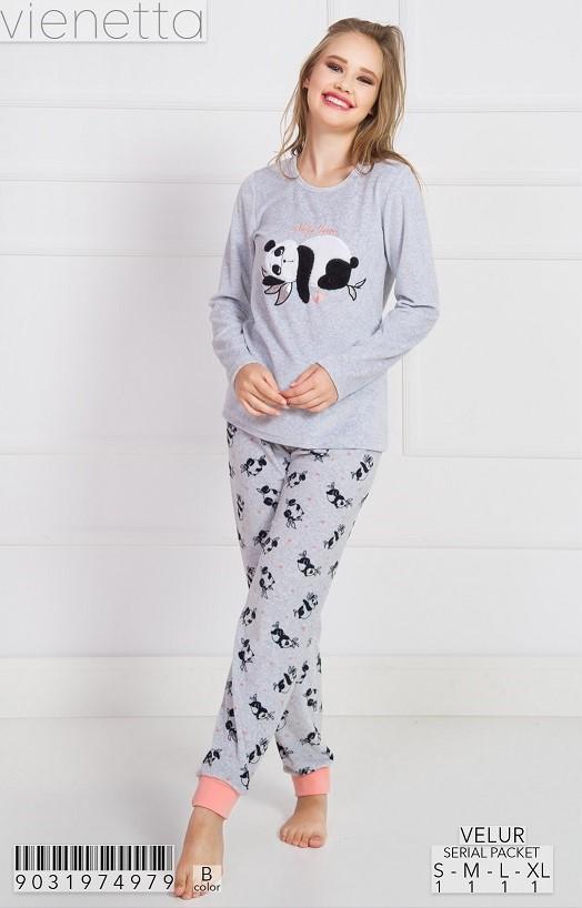 Пижама женская Брюки 9031974979