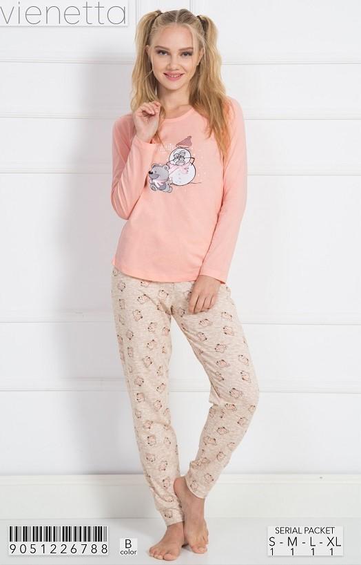 Пижама женская Брюки 9051226788