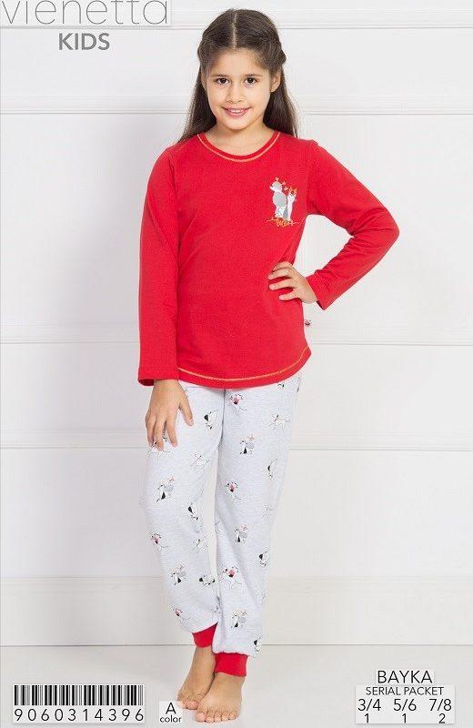 Пижама детская брюки 9060314396