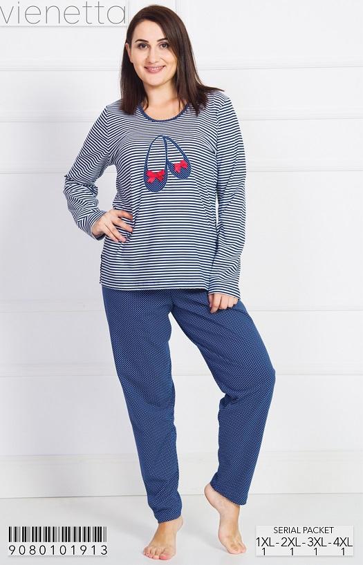 Пижама женская Брюки 9080101913