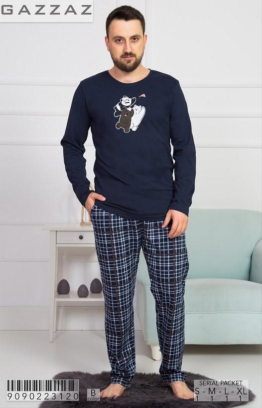 Пижама мужская Брюки 9090223120