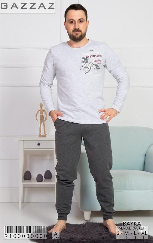 Пижама мужская Брюки 9100030000
