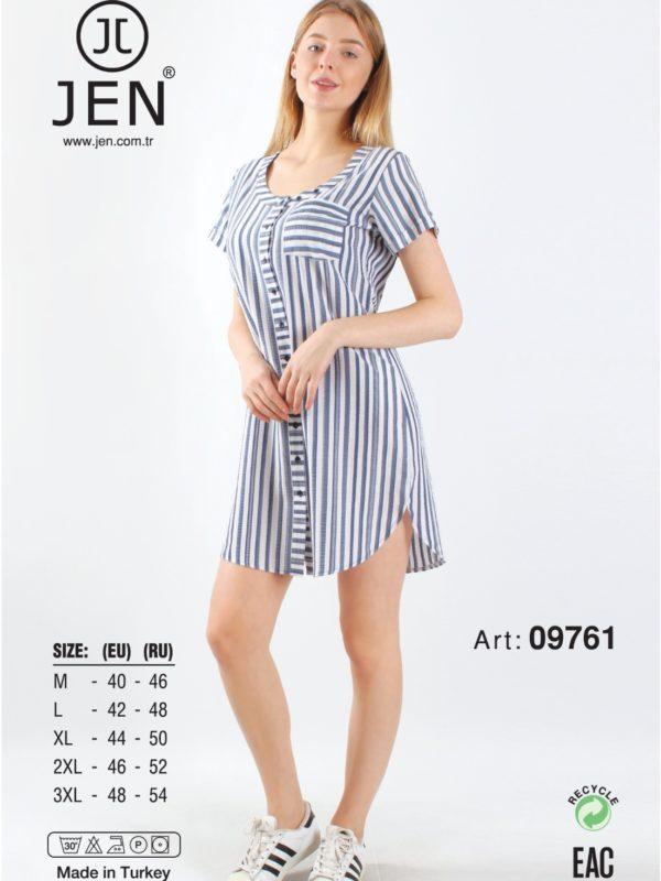 Халат рубаха Jen 09761