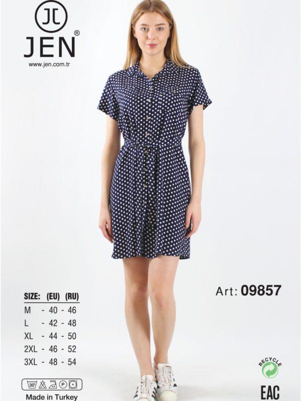 Халат рубаха Jen 09857