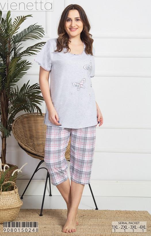 Пижама женская Капри 9080150248