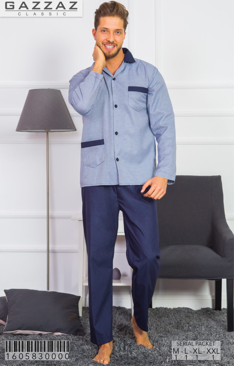 Пижама мужская Брюки 1605830000