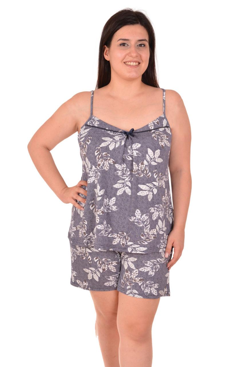 Пижама женская Шорты Nicoletta 29001