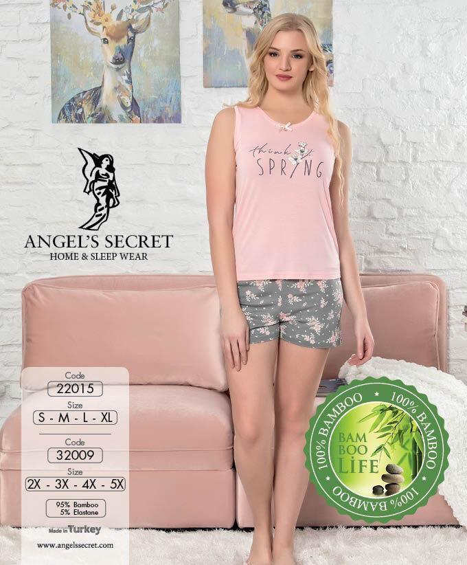 Пижама женская шорты 32009 P