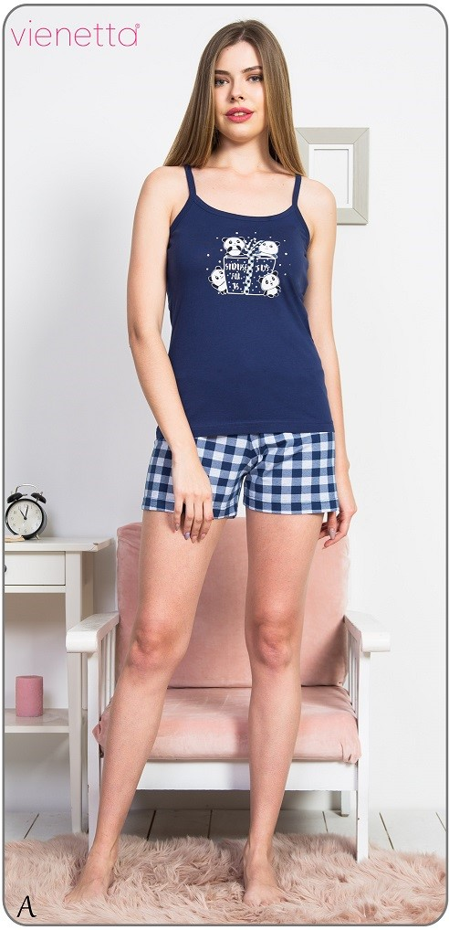 Пижама женская Шорты 8120651989