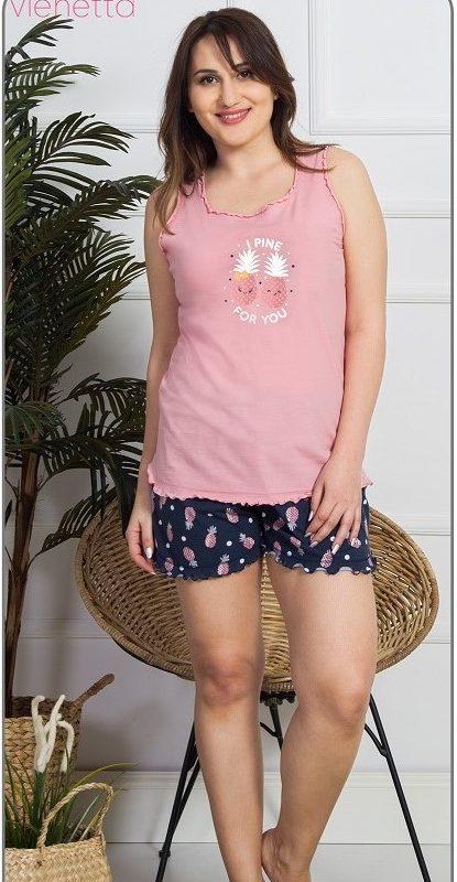 Пижама женская шорты 8120756349