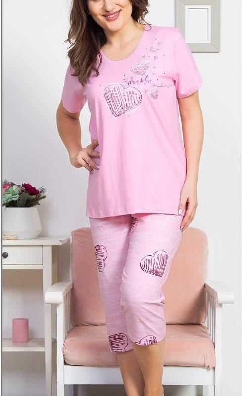Пижама женская Капри 8121040222