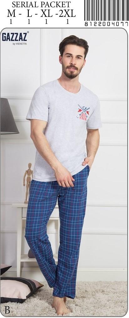 Пижама мужская Брюки 8122004077