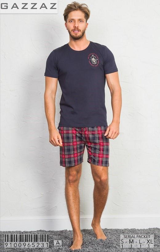 Пижама мужская шорты 9100965231