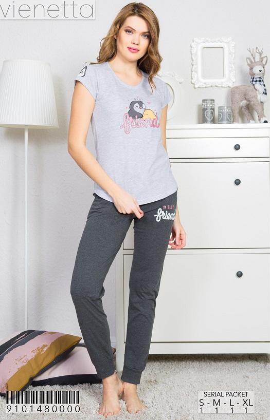 Пижама женская Брюки 9101480000