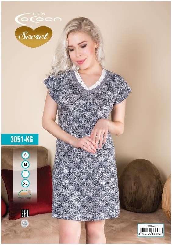 Ночная рубашка Cocoon 3051 KG