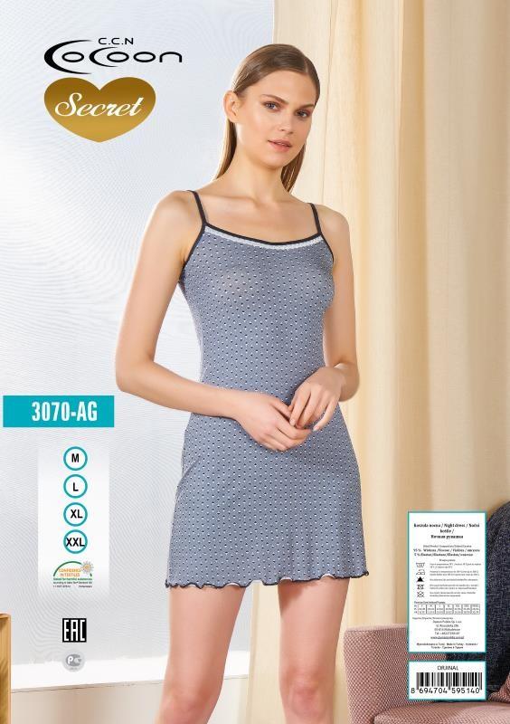 Ночная рубашка Cocoon 3070 AG