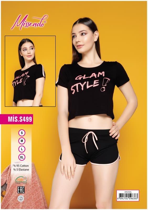 Пижама женская Брюки MIS-S 499