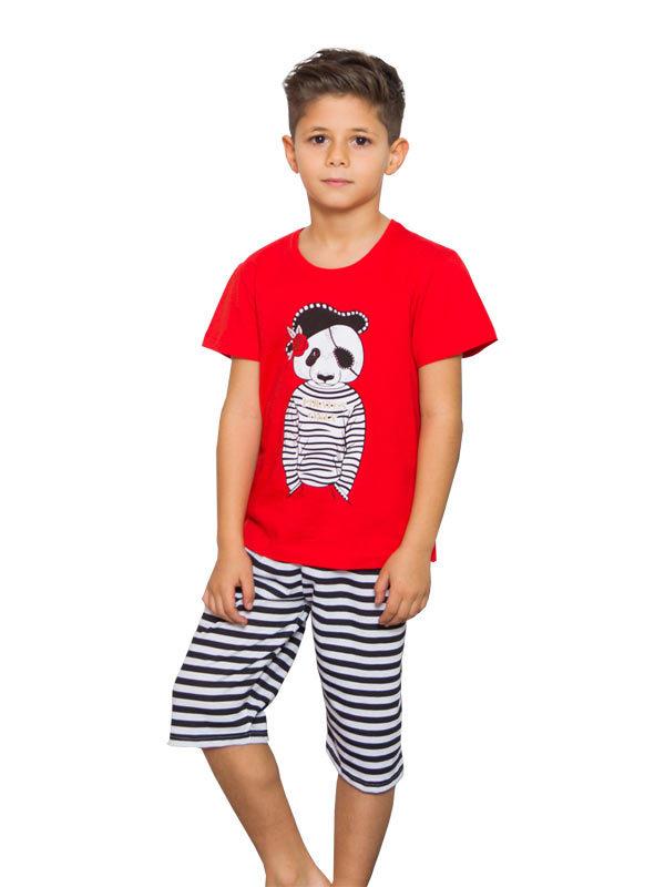 Пижамы детские капри